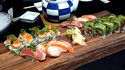 Sticks & Sushi Sushi 2