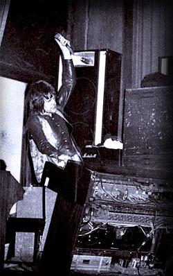 Keith Emerson, rey de los teclados