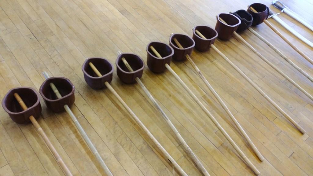 singlesticks