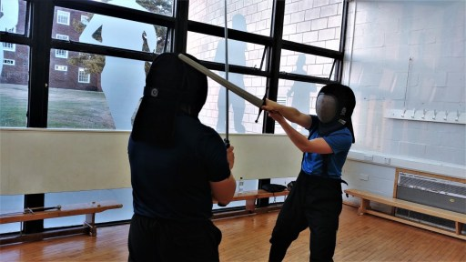 training with the longsword