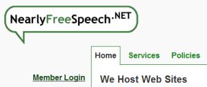 NearlyFreeSpeech.NET Web Hosting