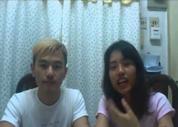 Alvin and Vivian interview on youtube