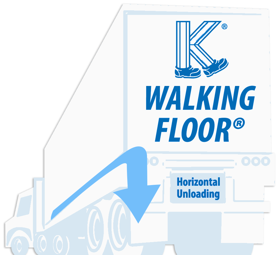 Official Site of the WALKING FLOOR® System | KEITH Manufacturing Co