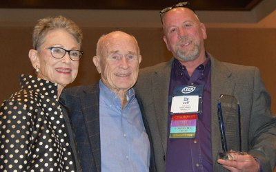 South Honored With IPIA Advocacy Award