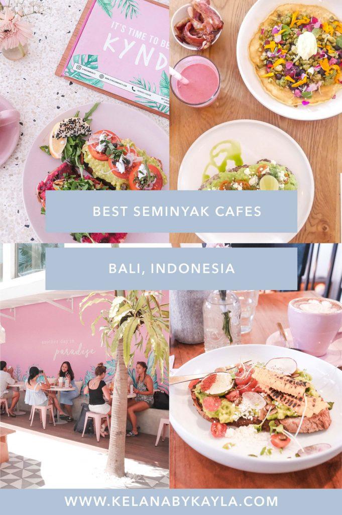 Best Seminyak Cafes for Digital Nomads