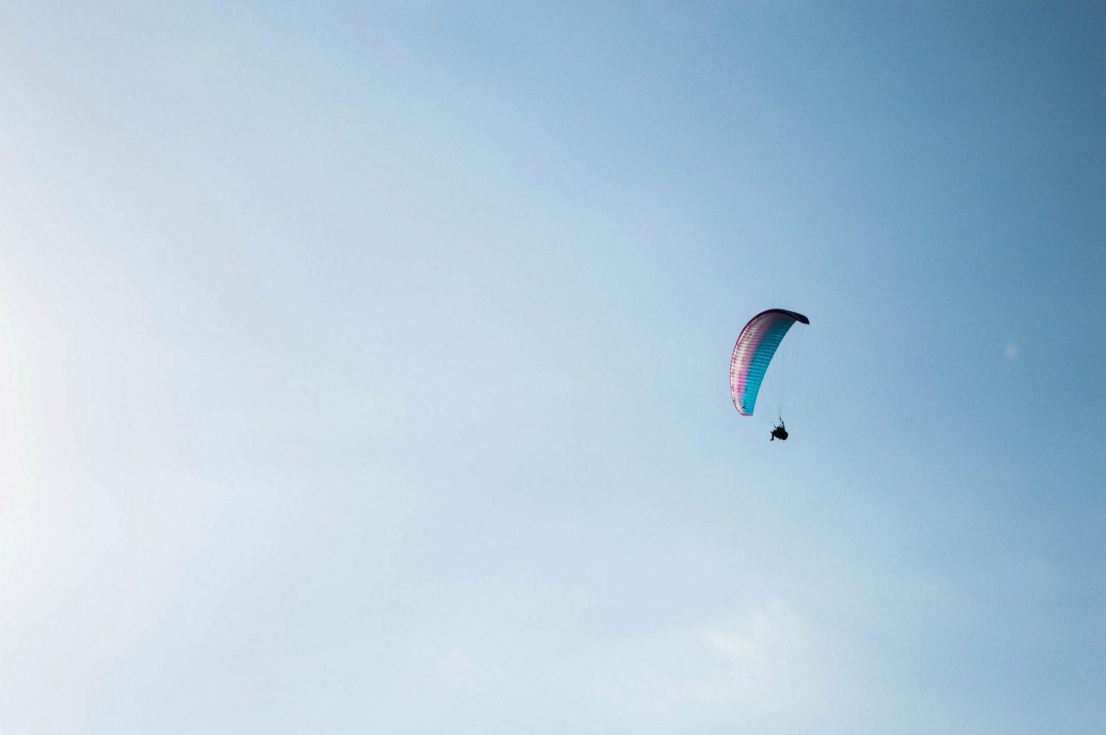 Die ultimative Bucketlist für Bali gleitschirm fliegen