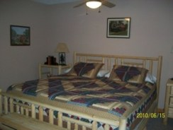 Room that girls stayed in
