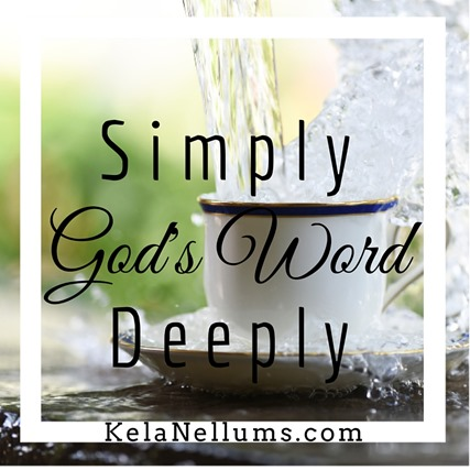 Pursuing What Is Excellent -- Simply. Deeply. God's Word -- Matthew 12-33-37