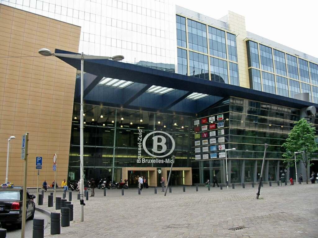Train Thalys Paris Bruxelles Midi En 1h22 Horaires Et