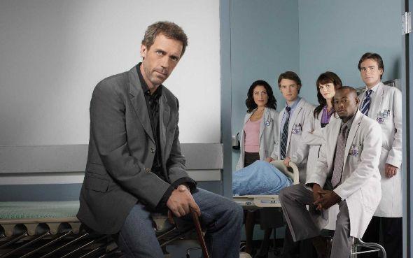 Soldan Sağa: House, Cuddy, Chase, Cameron, Foreman ve Wilson