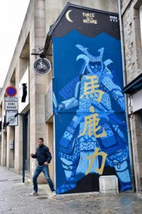 Festival Just Do Paint - Saint Brieuc 2019
