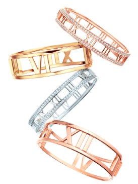 atlas bangles in 18K rose yellow and gold jpeg