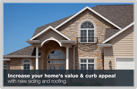 Increase Homes Value https://www.kellerroofingandsiding.com