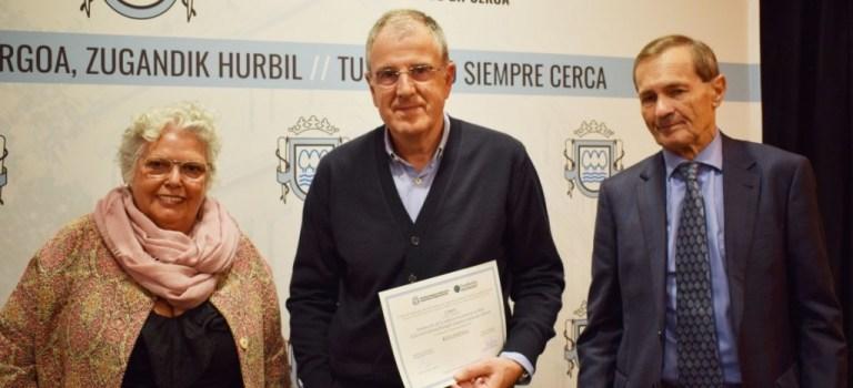 Ayuda del Colegio Oficial de Médicos de Gipuzkoa