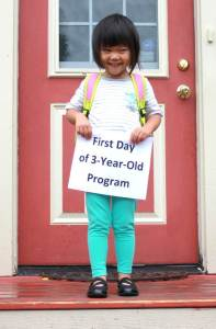 First Day School Amelia
