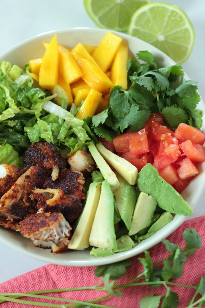 blackened-fish-taco-salad-bowl