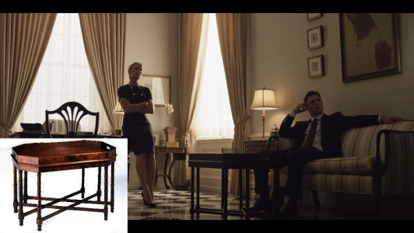 Claire Underwood The Kellogg Collection