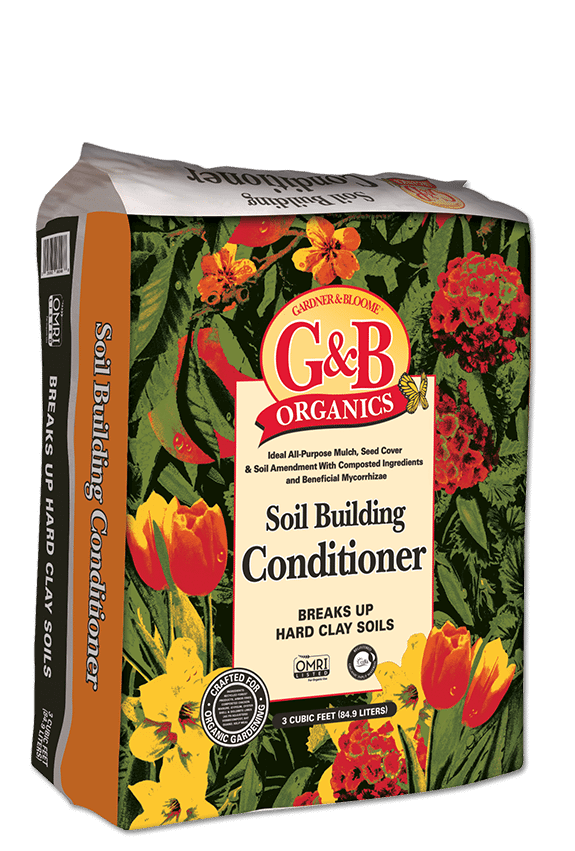 Soil Building Conditioner Ideal All Purpose Mulch And Soil