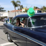 57 Chevy in the St. Patricks Parade
