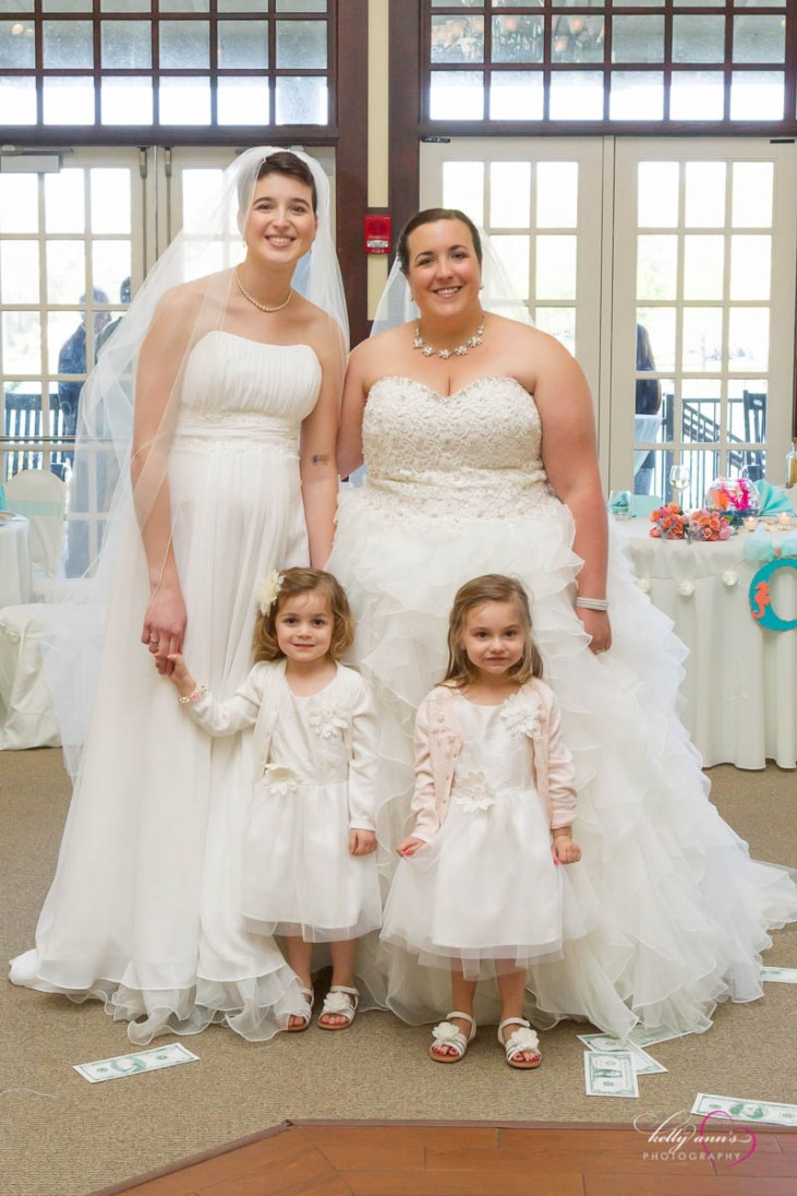 Amber and Alisha Wedding