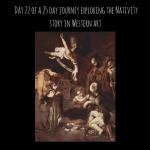 Article on Caravaggio's Nativity