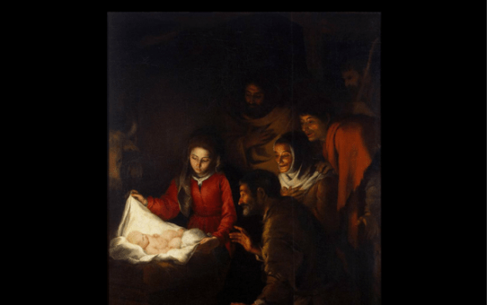 Bartolome Esteban Murillo's Adoration of the Shepherds