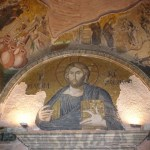 Fresco in the Chora Church