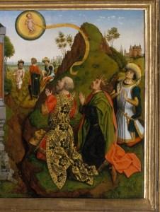 Detail from the Van Der Weyden Altarpiece
