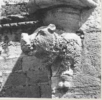 Belem Tower Rhino Corbel