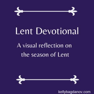 Lent in Art – A Visual Devotional