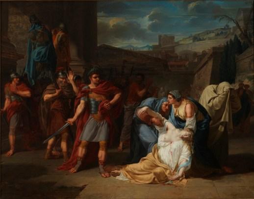 Death of Camilla