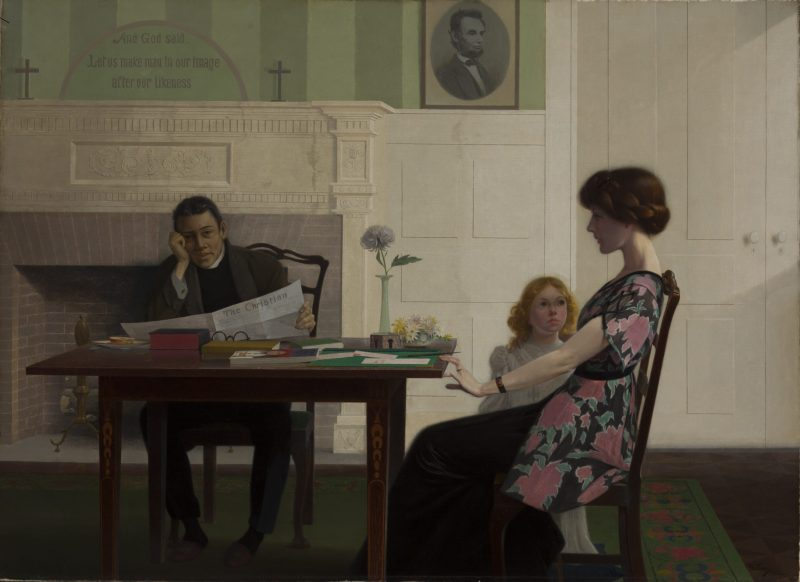Harry Watrous' The Drop Sinister, What are we to do with it