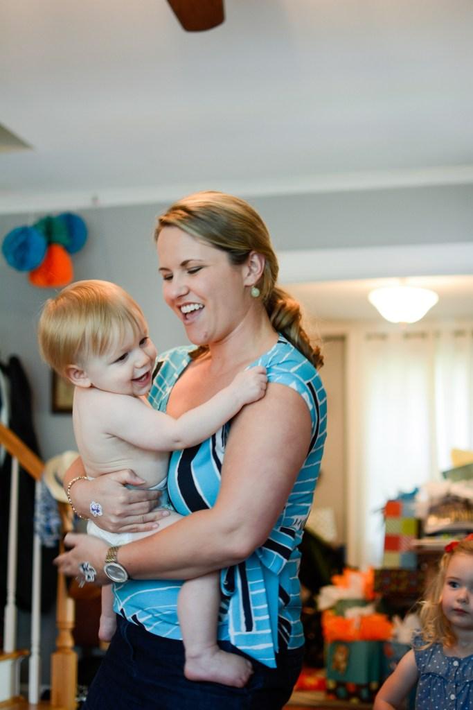 1st Birthday Party Charlotte, NC Ari
