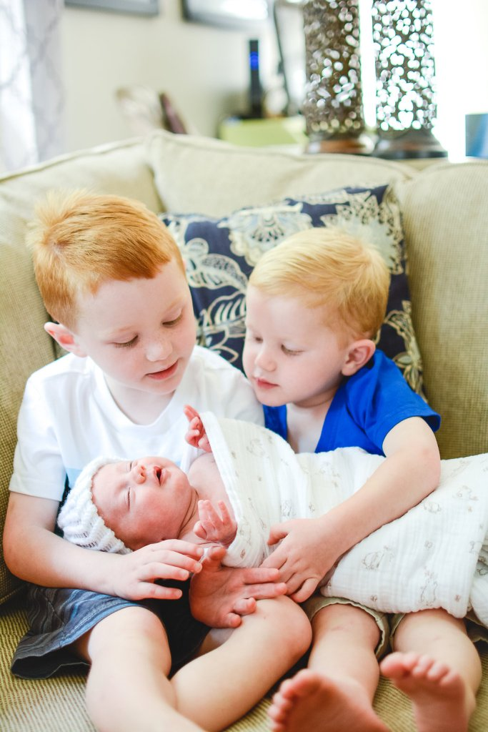 Fort Mill, SC Charlotte NC Newborn Photography Session by Kelly Bain Photography
