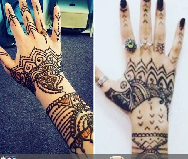 Rihanna Henna Design Henna Design On The Hand Henna Mehndi Vines
