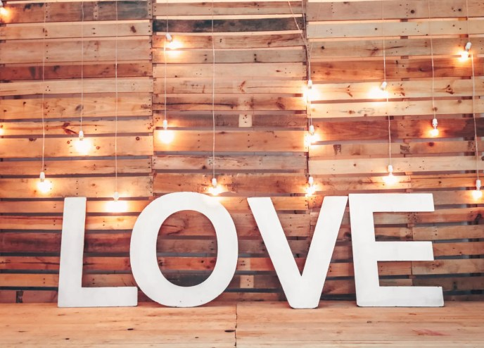 """Photo by Swapnil Deshpandey on <a href=""""https://www.pexels.com/photo/white-love-free-standing-letters-1097065/"""" rel=""""nofollow"""">Pexels.com</a>"""