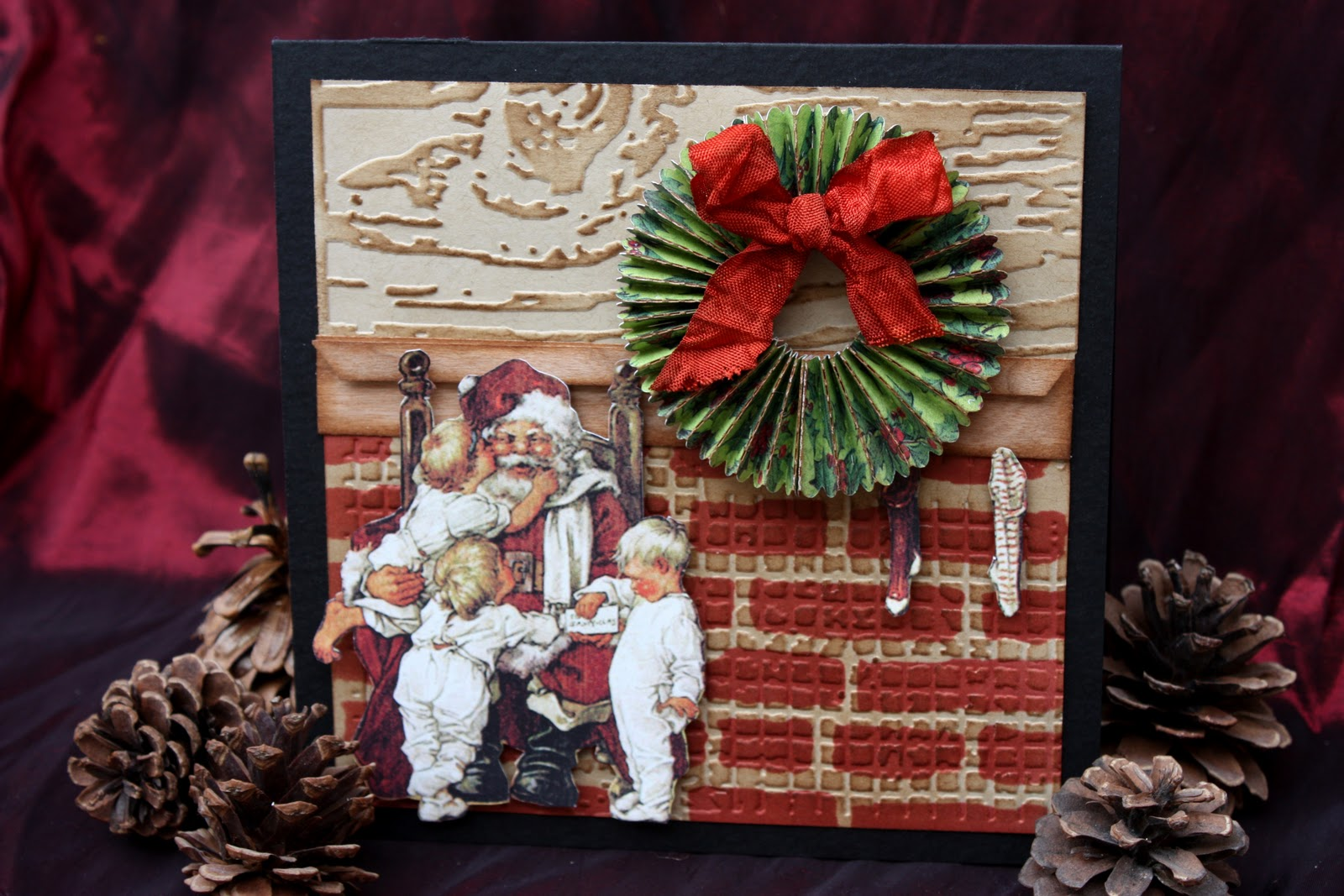 Tim Holtz Meets Graphic 45 Kelly Creates