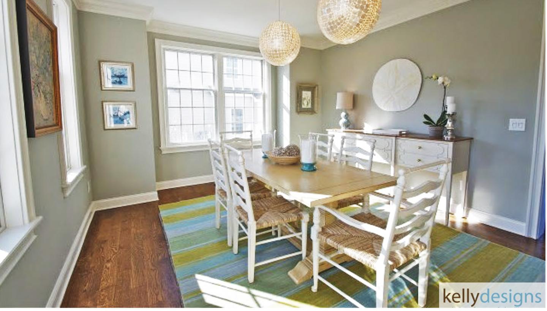 Kitchen - Interior design by kellydesigns