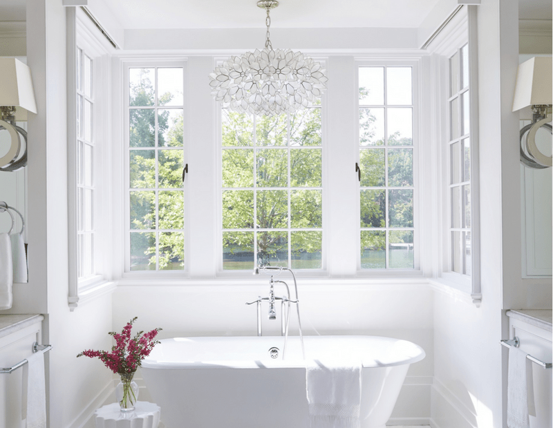 Tip 5 - Crazy for Chandeliers