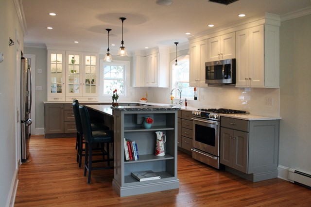 Create A Modern Kitchen With Dark Kitchen Cabinets Interior Projects