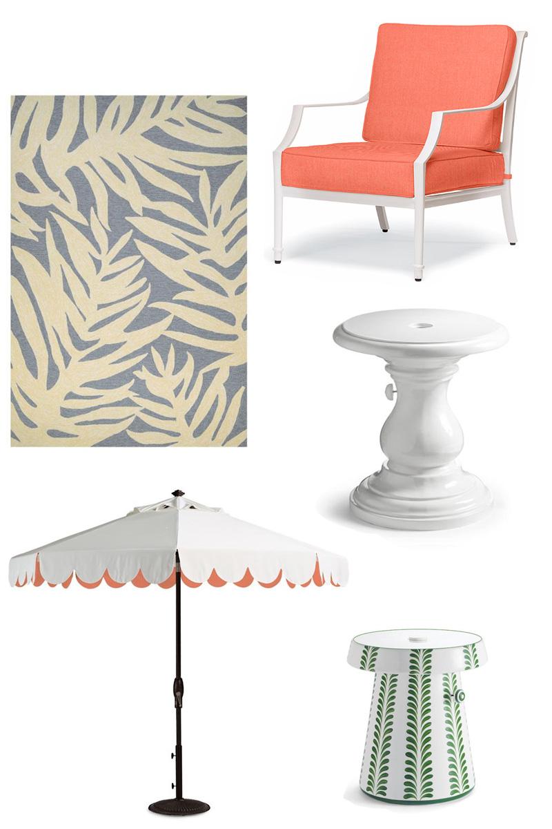 stylish patio umbrellas outdoor