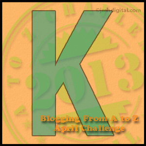 a-to-z-letters-k
