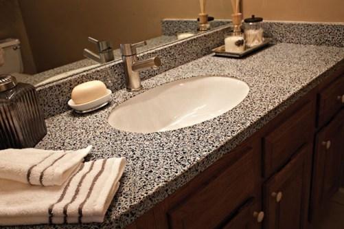 Granite countertops Bathroom