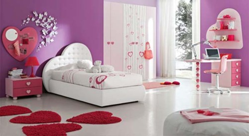 Girls Bedroom Decorating Ideas Pictures