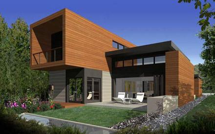 Contemporary Prefabricated Houses