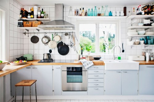 Simple and Cheap Kitchen Makeovers
