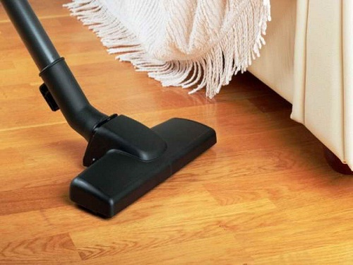 best way clean laminate flooring