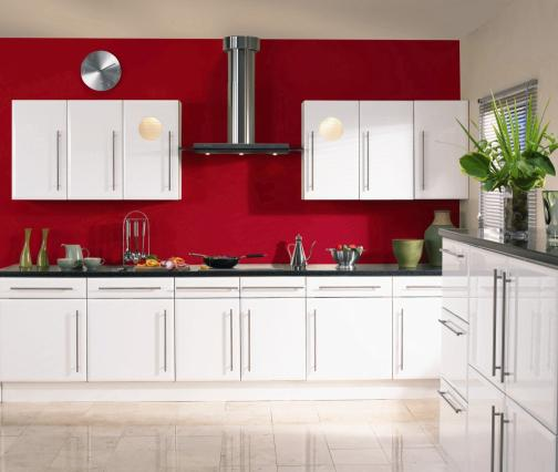 Kitchen Cabinet Replacement Doors White