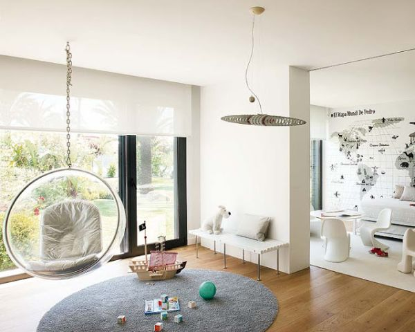Color Schemes for Playroom