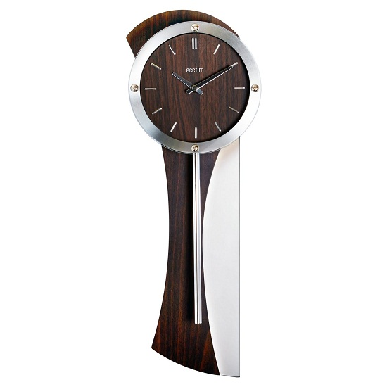 Modern Wall Clocks with Pendulum
